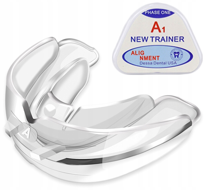 TRAINER A1 ORTHODONTIC EQUALIZER для мягких зубов