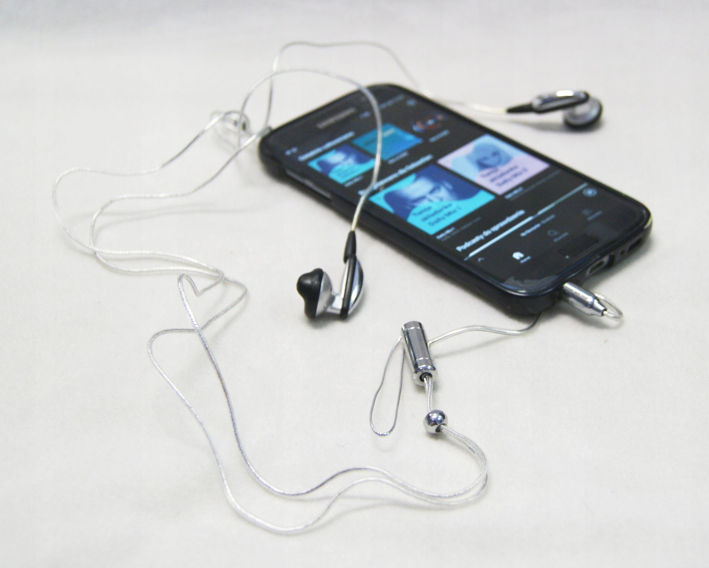 Slúchadlá Platinum E-Chat 1600 Blister 30 kusov