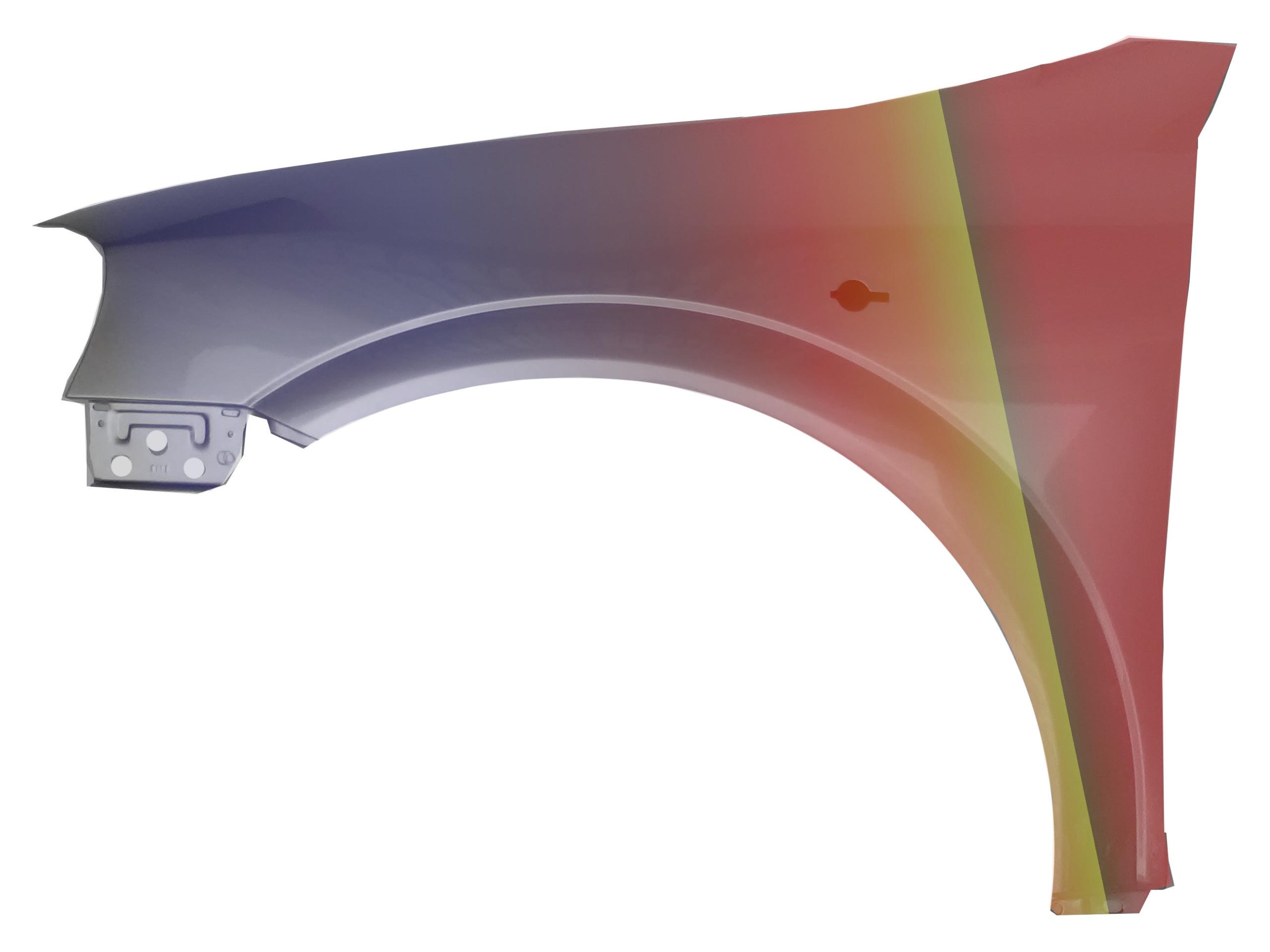 Крыло Opel ASTRA G II любой цвет, левый