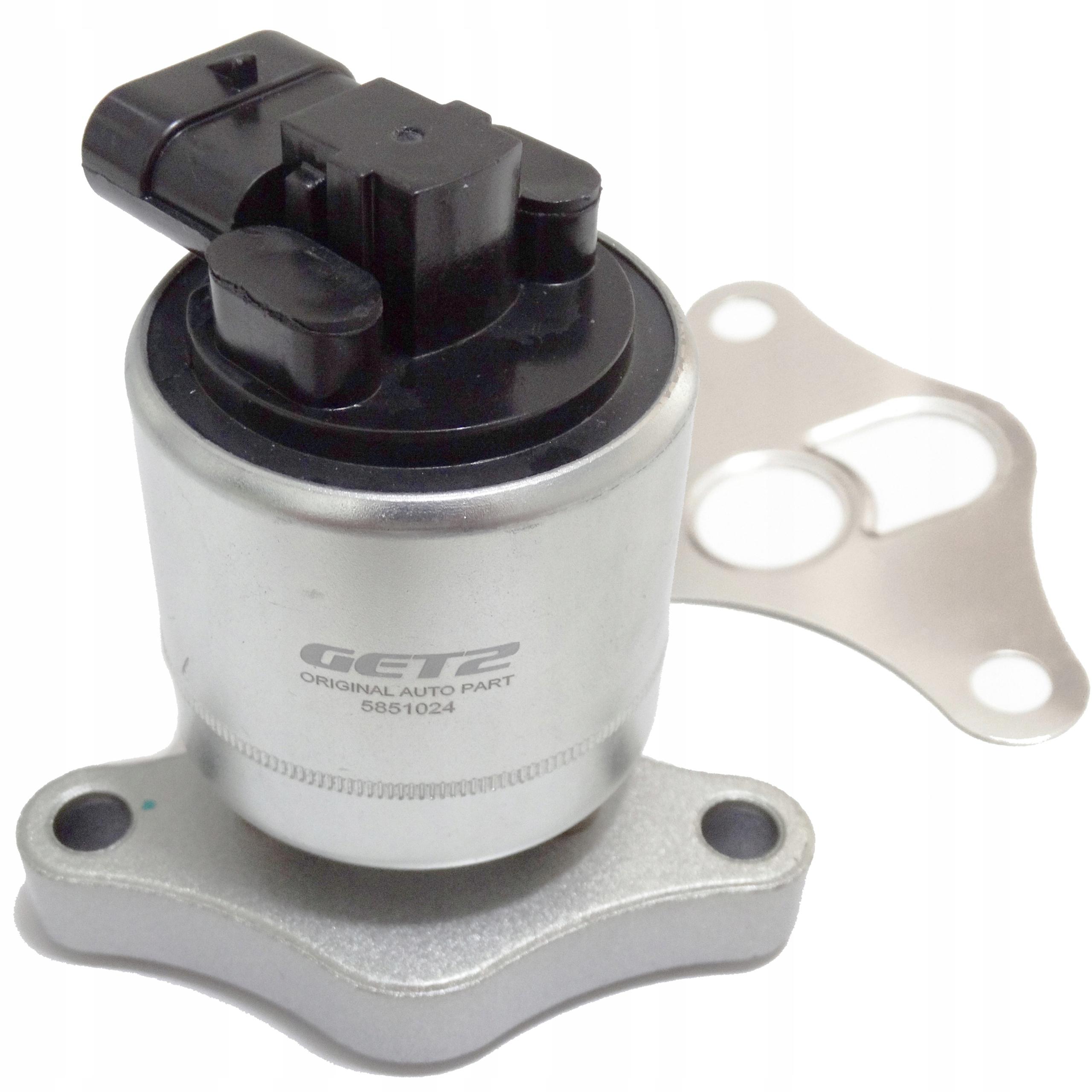 клапан системы рециркуляции ог opel astra g 14 16 18 vectra b c новый
