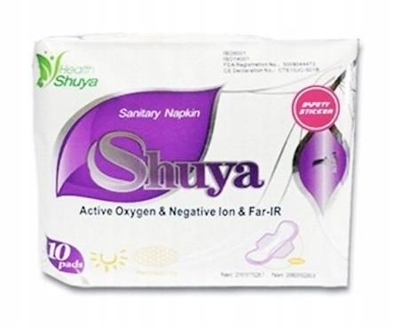 Гигиенические прокладки на день Шуя Health лечебные БИО 10шт