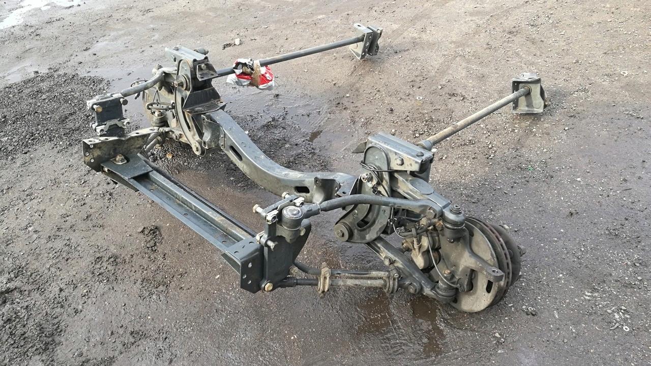 коляска подвески балка тяга iveco 35c 17r 21tys