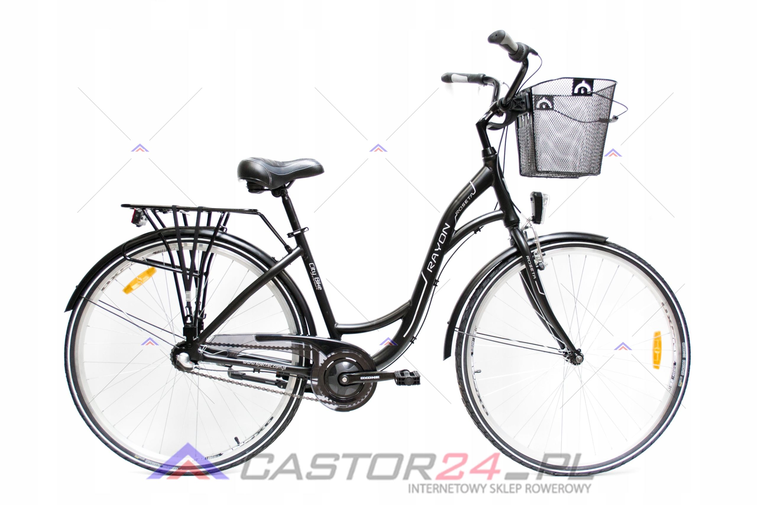 "City bike 28"" OKRES ROSETA zber 2020"