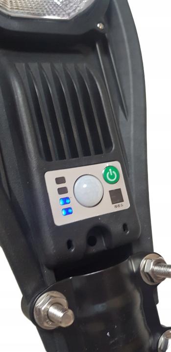 Lampa uliczna LED latarnia solarna 150W + PILOT ! Marka solar light