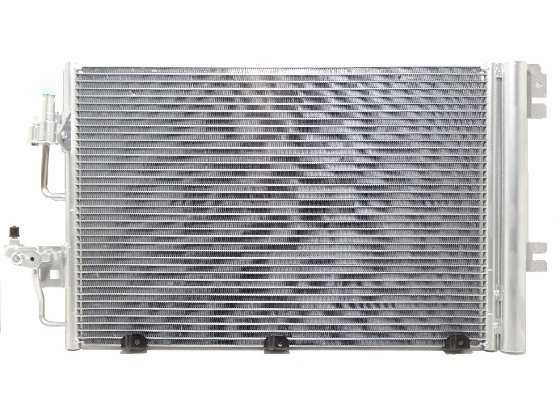 радиатор кондиционирования воздуха opel astra h 14 16 18
