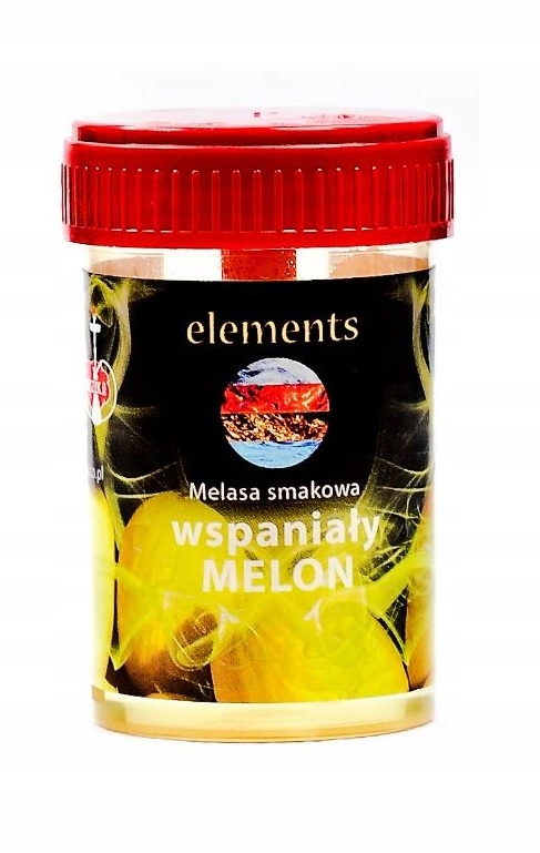 Melasa Elements 30ml Melon Shisha Fajka