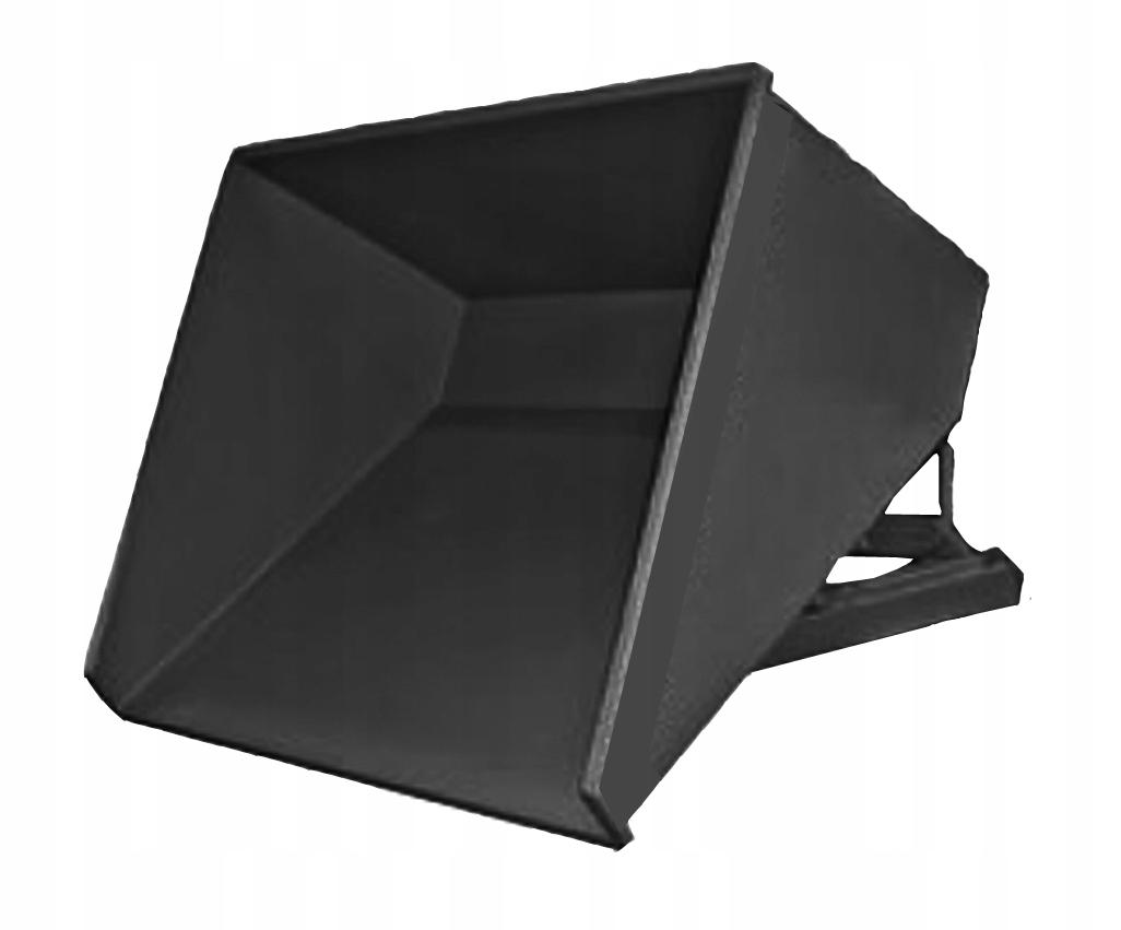 Nakláňací kontajner pre vidlicu vysokozdvižného vozíka