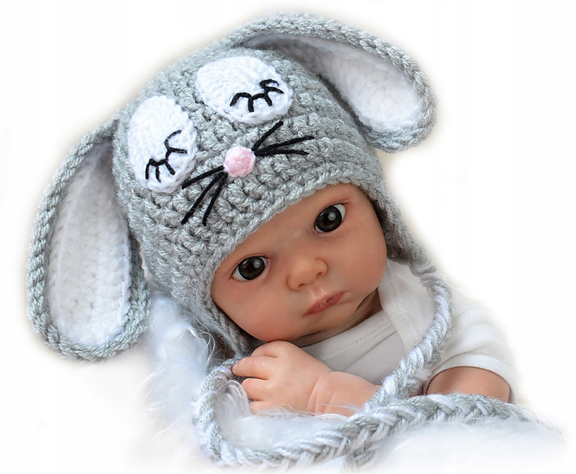 Item Cap children Rabbit is a great choice.dim.34-43cm