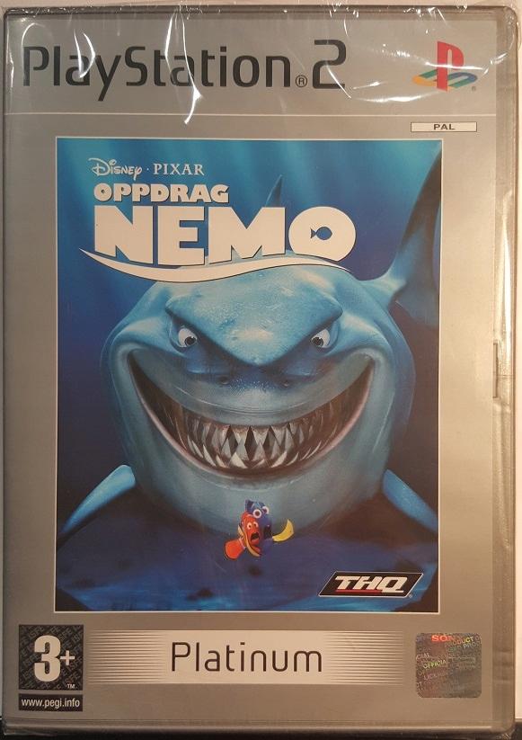 Hľadá sa Nemo PS2 nový film
