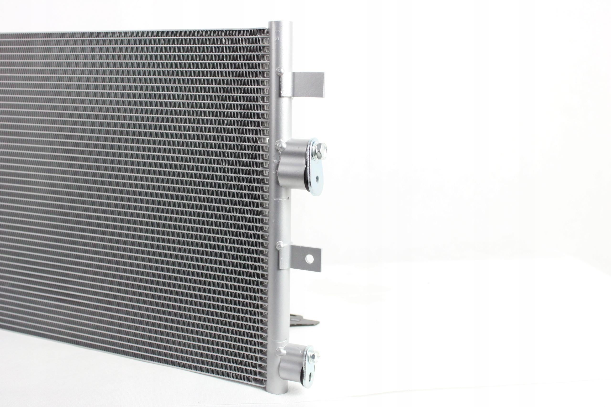 ford mondeo 15- радиатор конденсатор кондиционирования воздуха