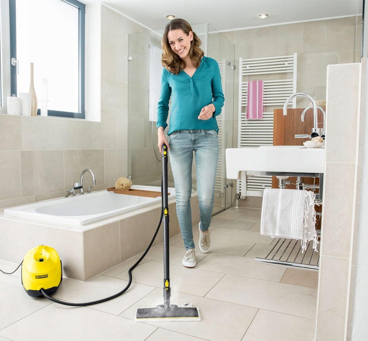 Karcher shower cleaner 650 gsm tarpaulin