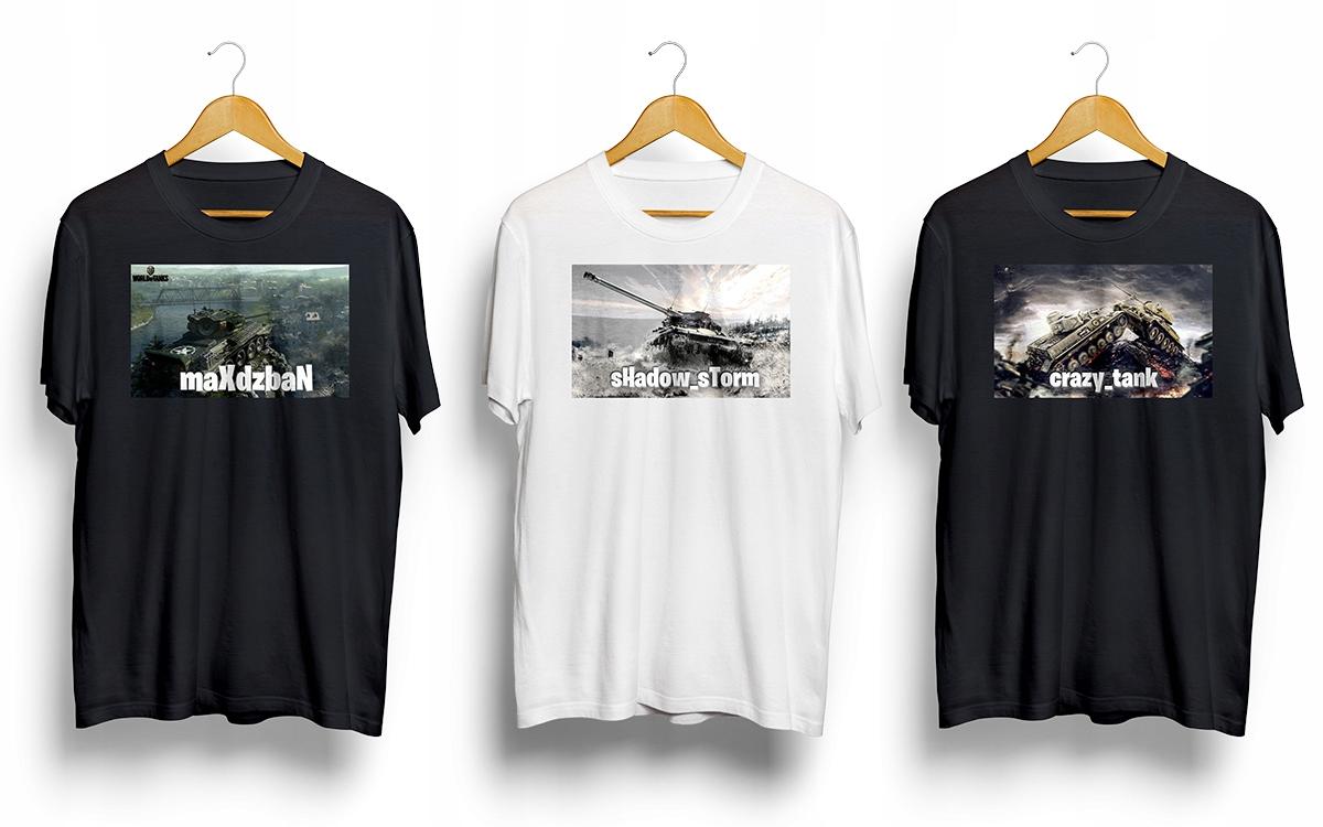 Купить Футболка World of Tanks с вашим ником на Otpravka - цены и фото - доставка из Польши и стран Европы в Украину.
