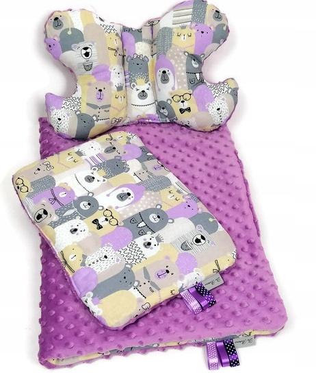 Купить Одеяло в коляску 3el бабочка подушка-ДЕ-BORENO на Otpravka - цены и фото - доставка из Польши и стран Европы в Украину.
