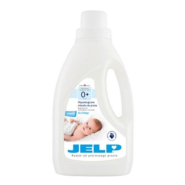 ДЖЕЛПЕ 0+ Гипоаллергенный средство для стирки белых у