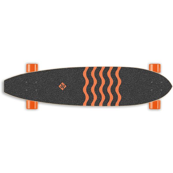 Skateboard Kickbail Streetsurfing Long Board 36 BL