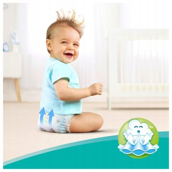 Pampers Active Baby rozm.5 Junior 150szt 3x50 Waga dziecka 11-18 kg