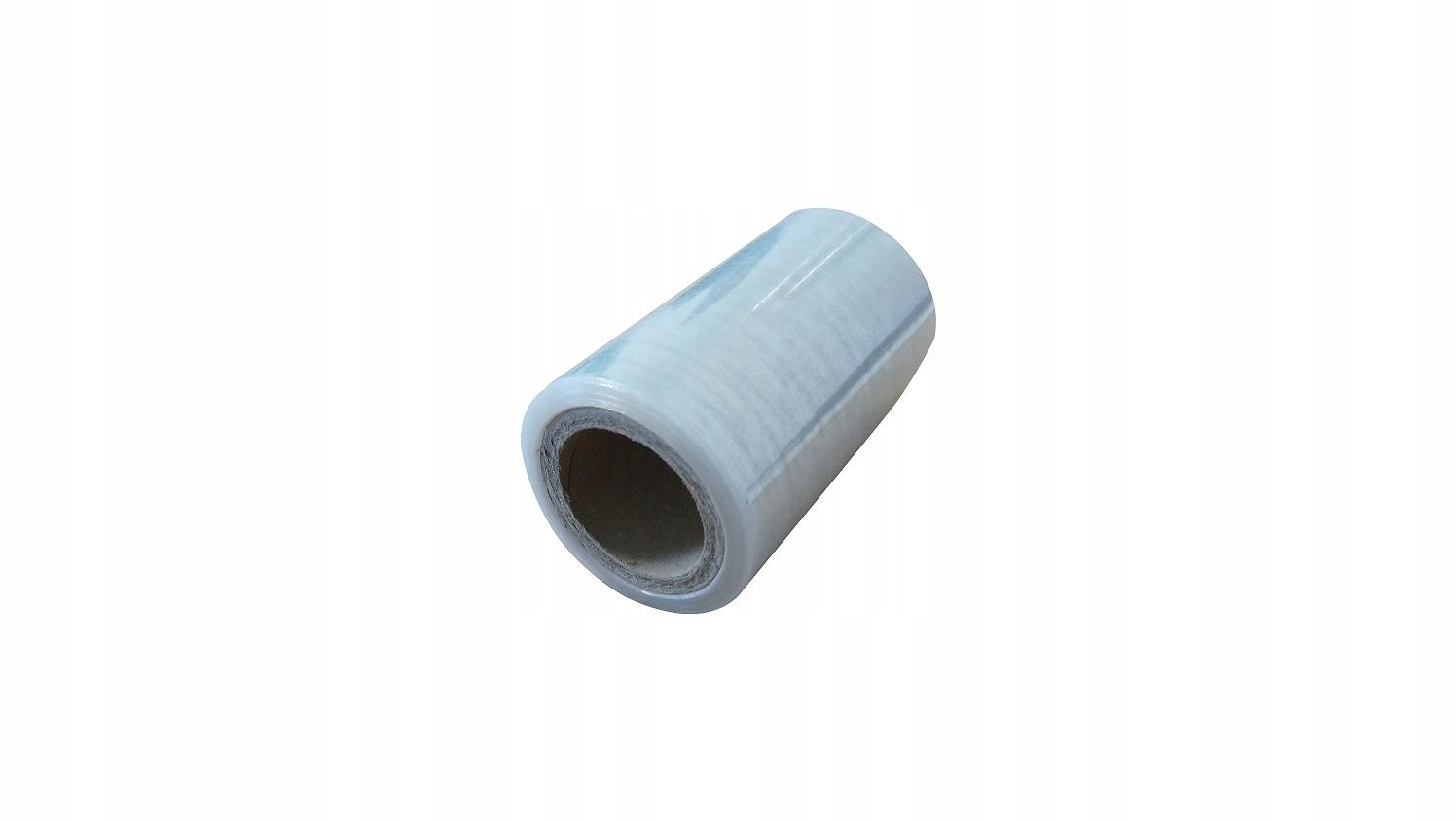 Стрейч пленка МИНИ-РЭП-0,15 кг, 10 см, прозрачный.FI38