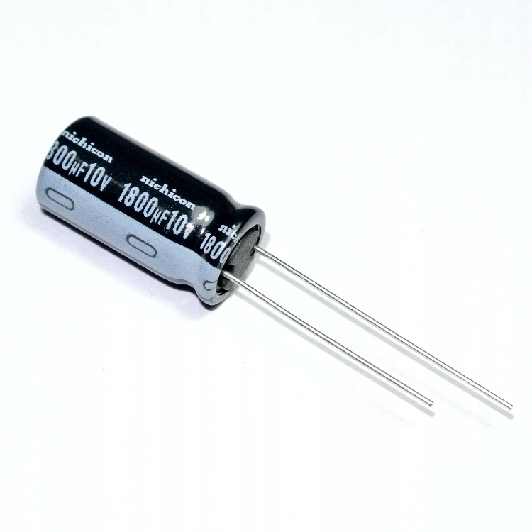 1800uF 10V 105' Low Impedance NICHICON HM [1szt]