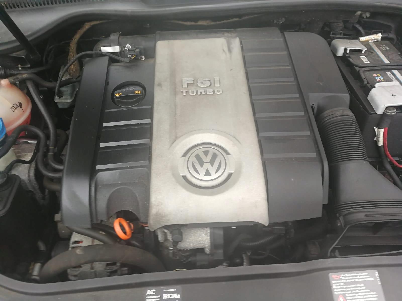 audi a4 vw eos полный двигатель 20 tfsi bwa