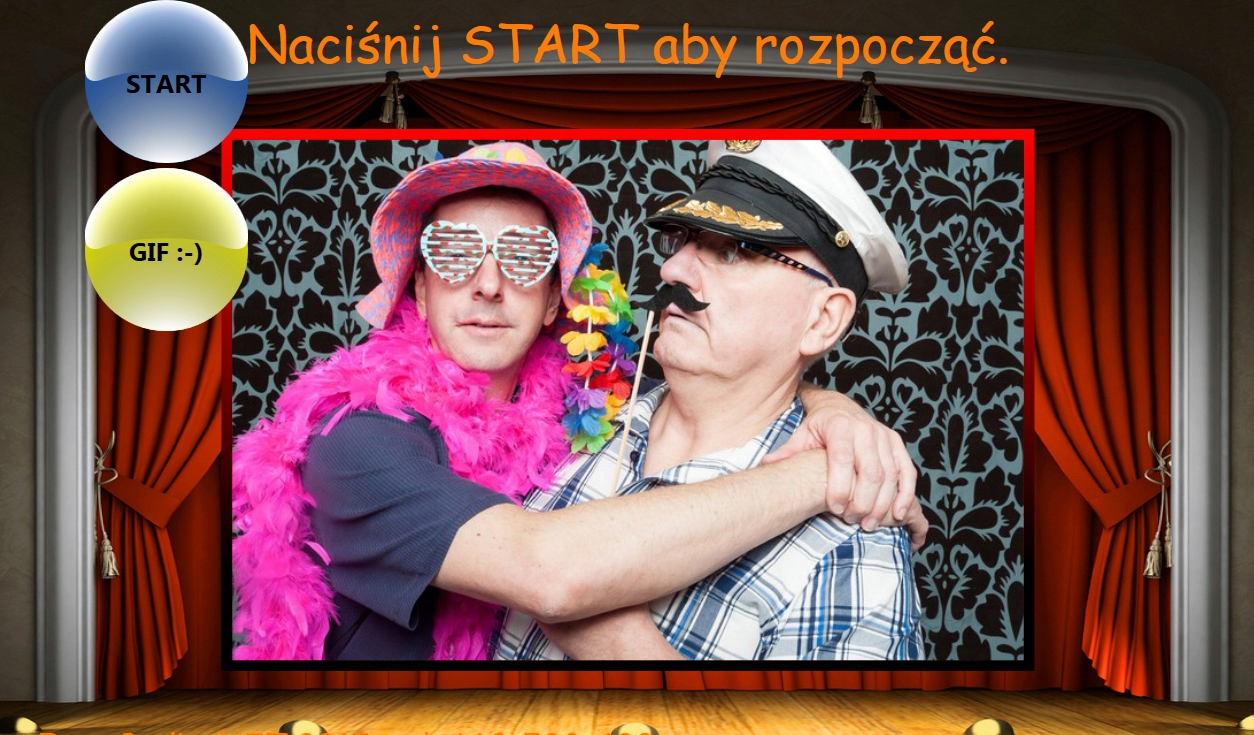 Купить КЛАССИЧЕСКАЯ фотобудка GIFBUDKA МОБИЛЬНОЕ на Eurozakup - цены и фото - доставка из Польши и стран Европы в Украину.