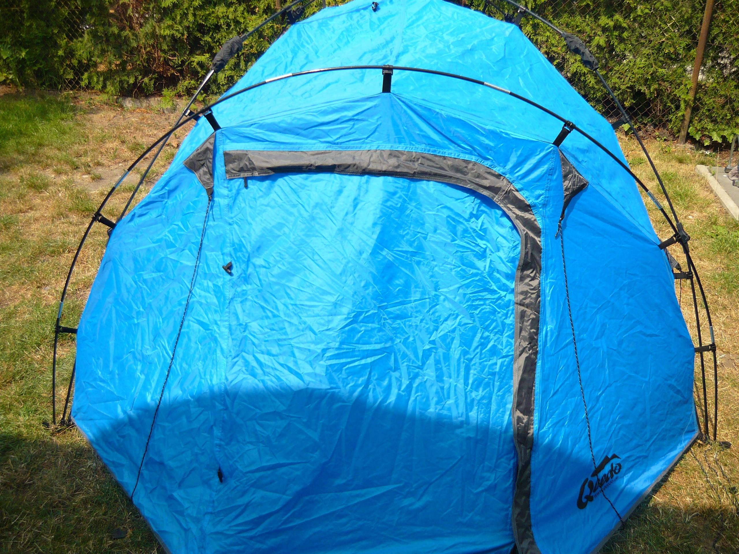 Namiot 3 osobowy qeedo quick oak 3 szybkorozkładany (nie