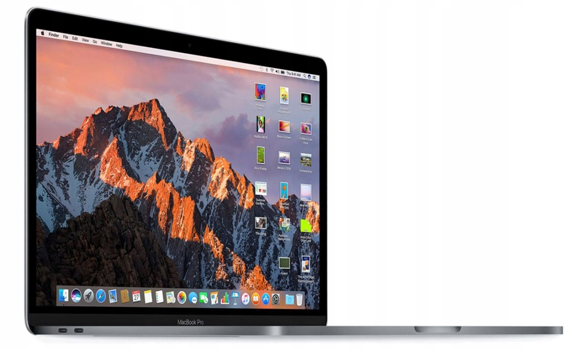 MacBook Pro Retina 13'' i5 2.3GHz 8GB 128GB 2017 Kod producenta MPXQ2LL/A