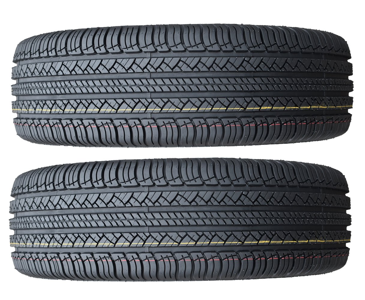 2x215 / 65R16 SUMMER TIRES SUV
