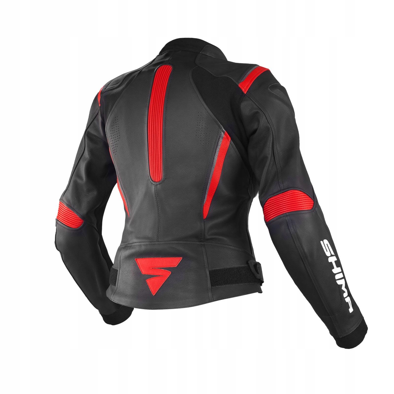 Shima miura куртка мотоциклетная кожанная 38 gratisy, фото 1