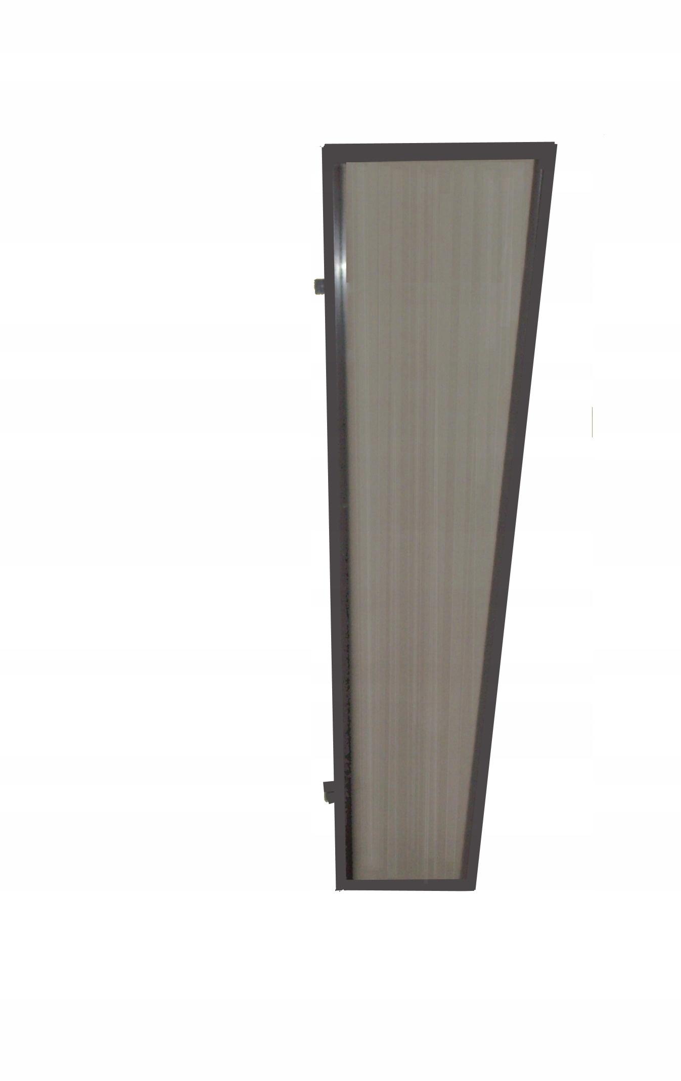 Bočná stena pre markízy nad dverami, 150x50x30