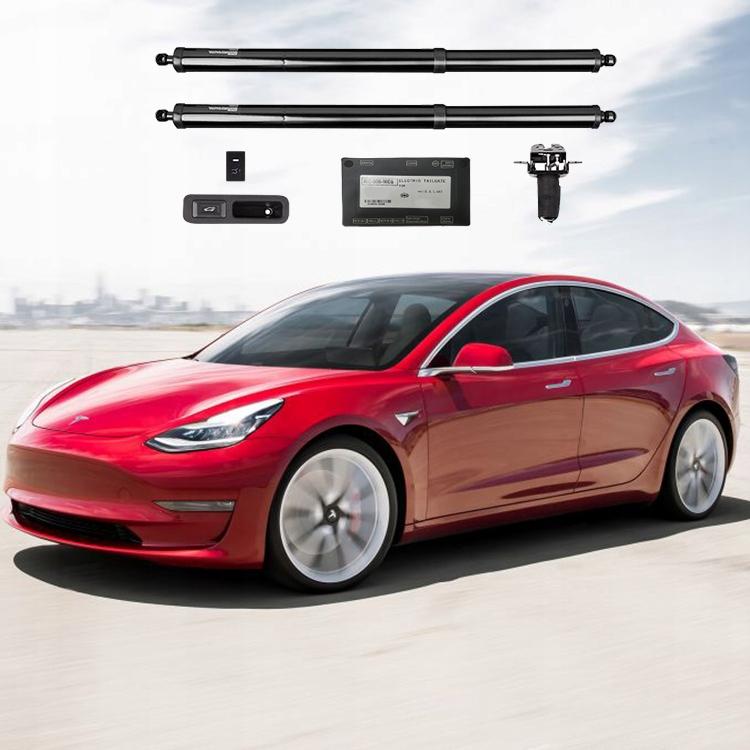 Tesla Model 3 Elektryczna Klapa Bagaznika Hansshow Warszawa Allegro Pl