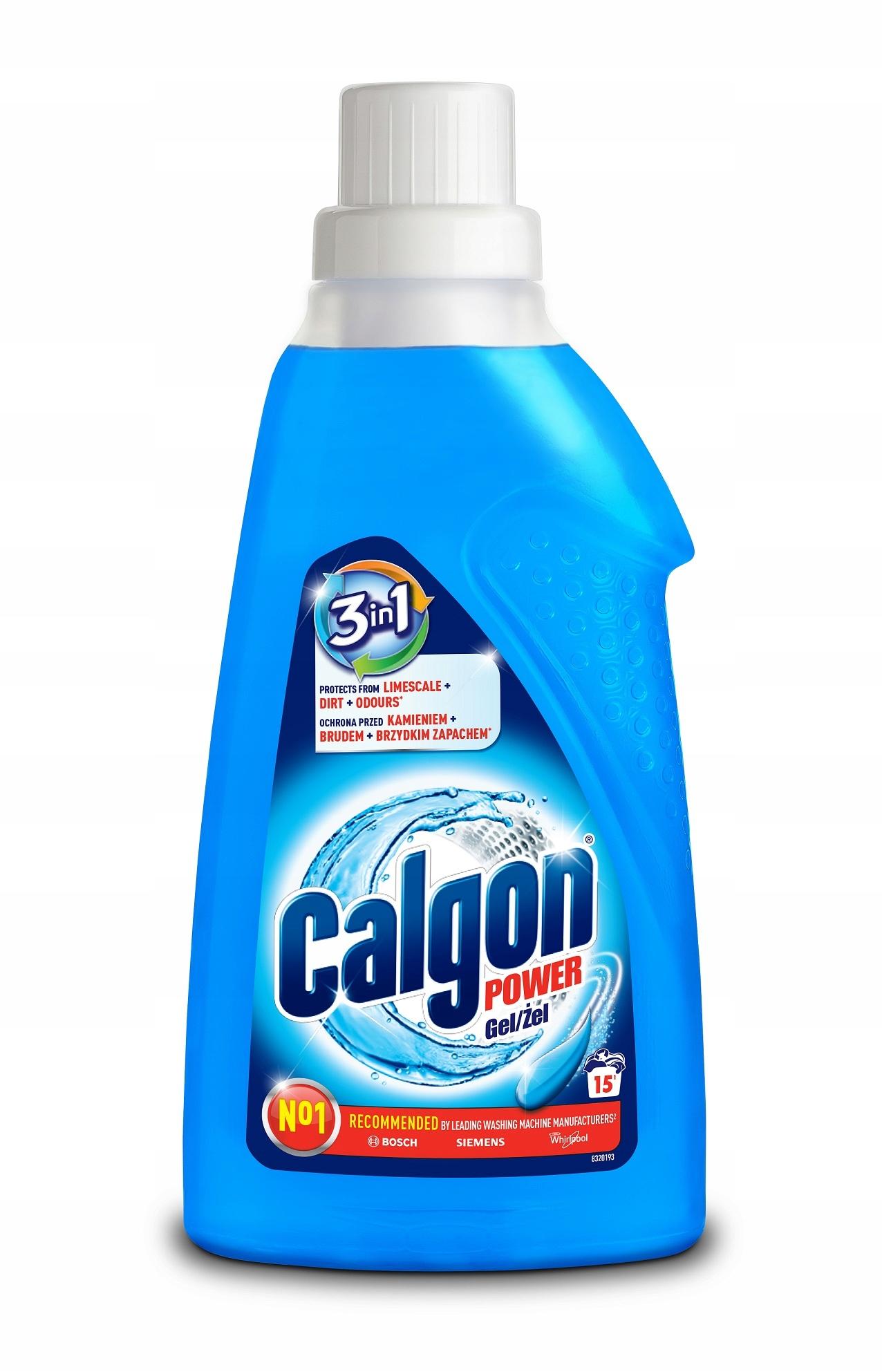 Calgon 2в1 Средство для удаления накипи Стиральной машины 750 мл
