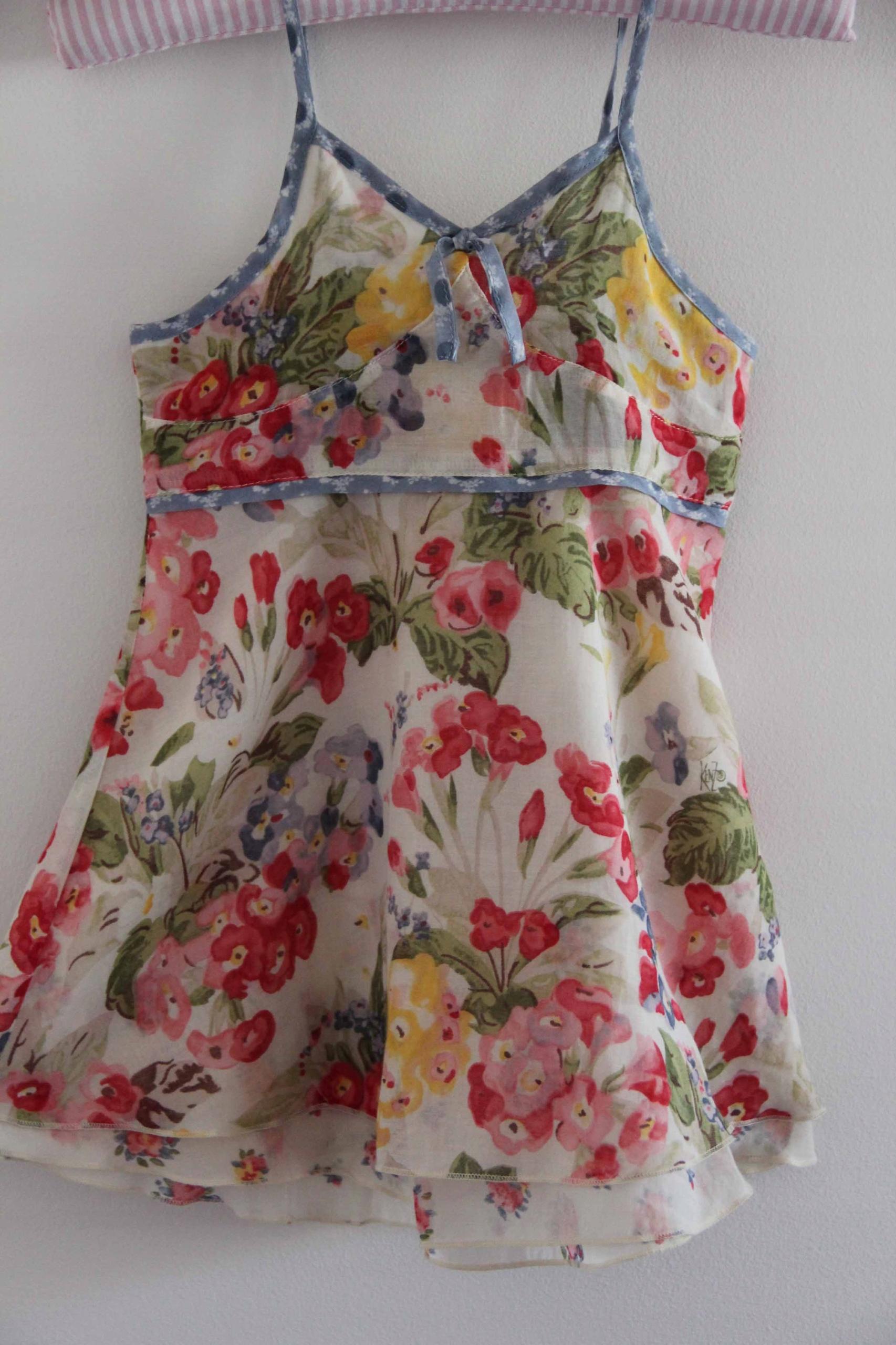 J KENZO, Catimini Monnalisa šaty 92 98 cm nového