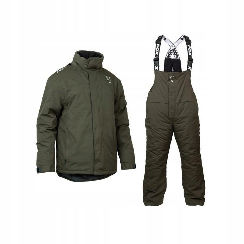 Jumpsuit Fox Kapor Zimná Kombinéza, veľkosť XXLwersja2020