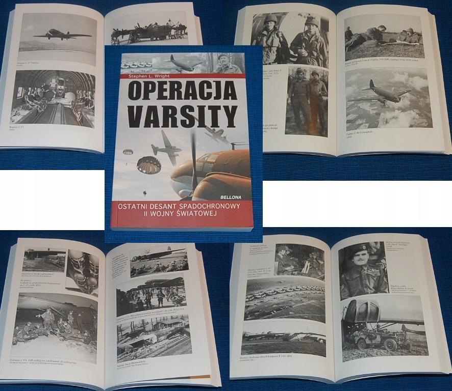 «Операция Varsity. Последнее приземление с парашютом '