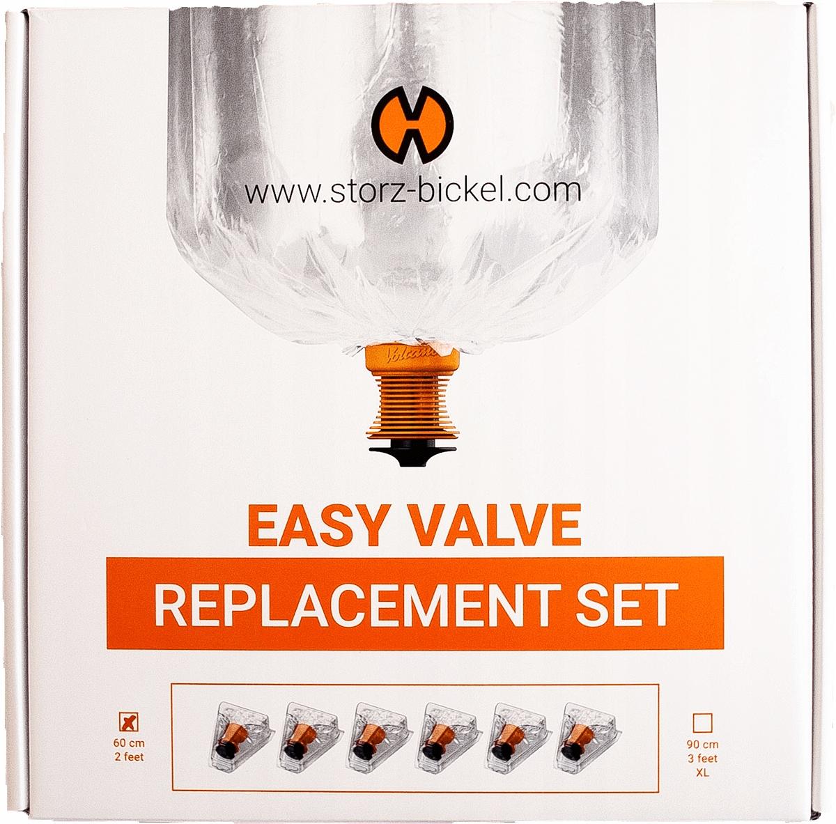 VOLCANO EASY VALVE Комплект испарителя из воздушных шаров 60 см