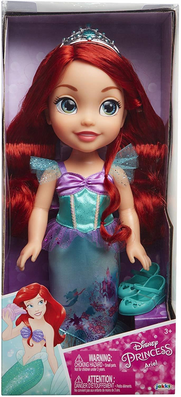 Morská panna Disney ariel 35 cm.