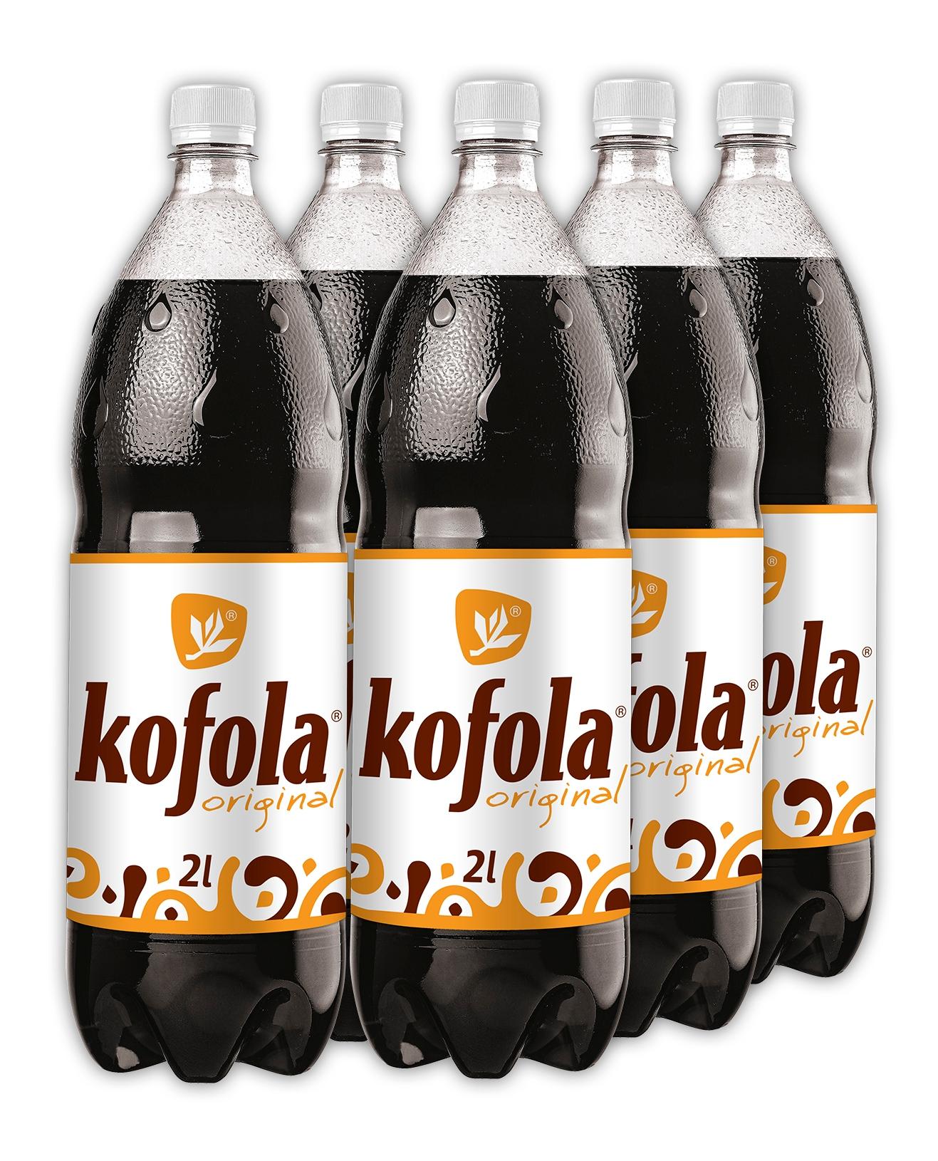 Кофола Оригинал Mega Paka 8x2L Оригинал из Чехии
