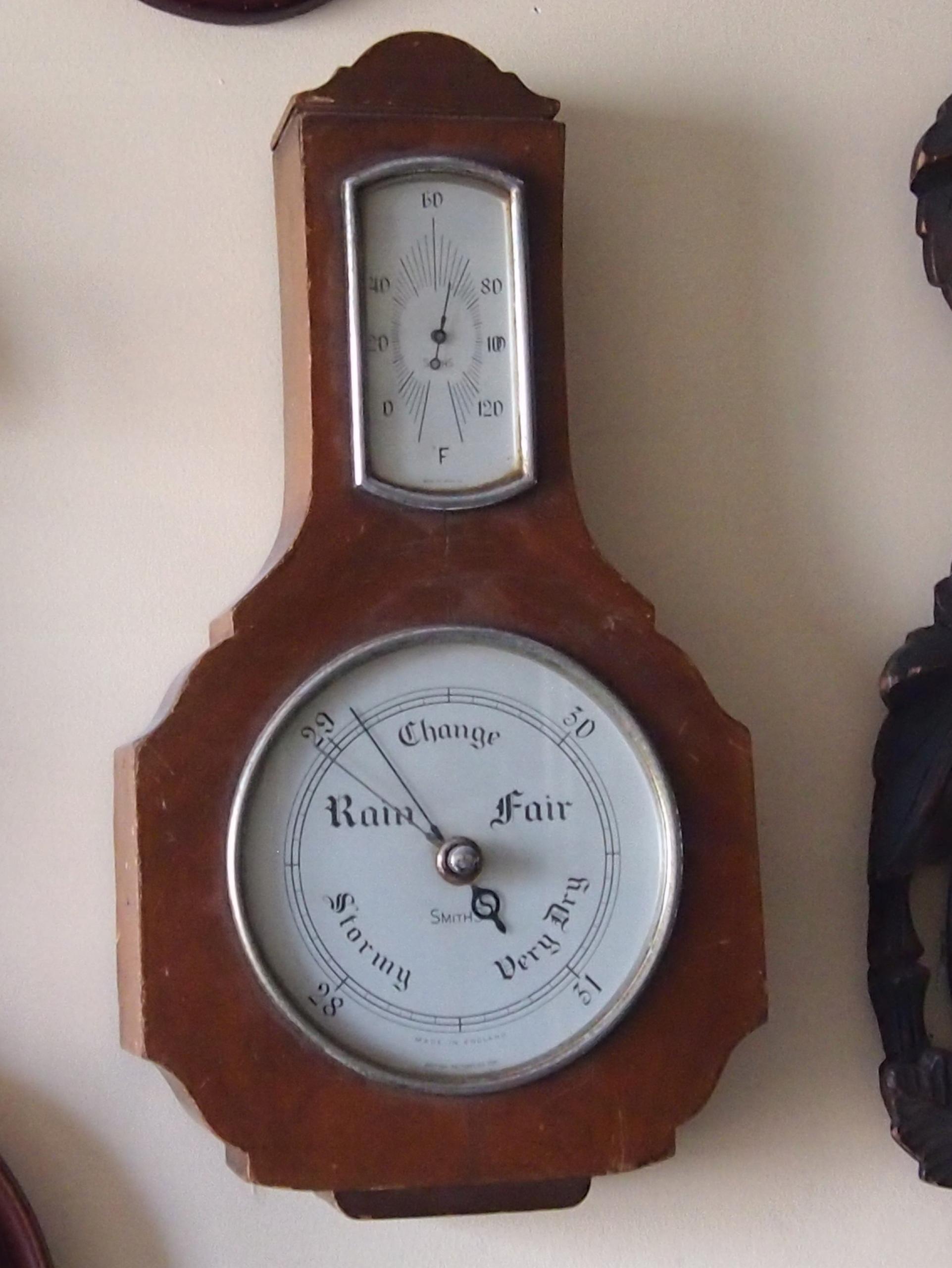 Смиты - староанглийский барометр