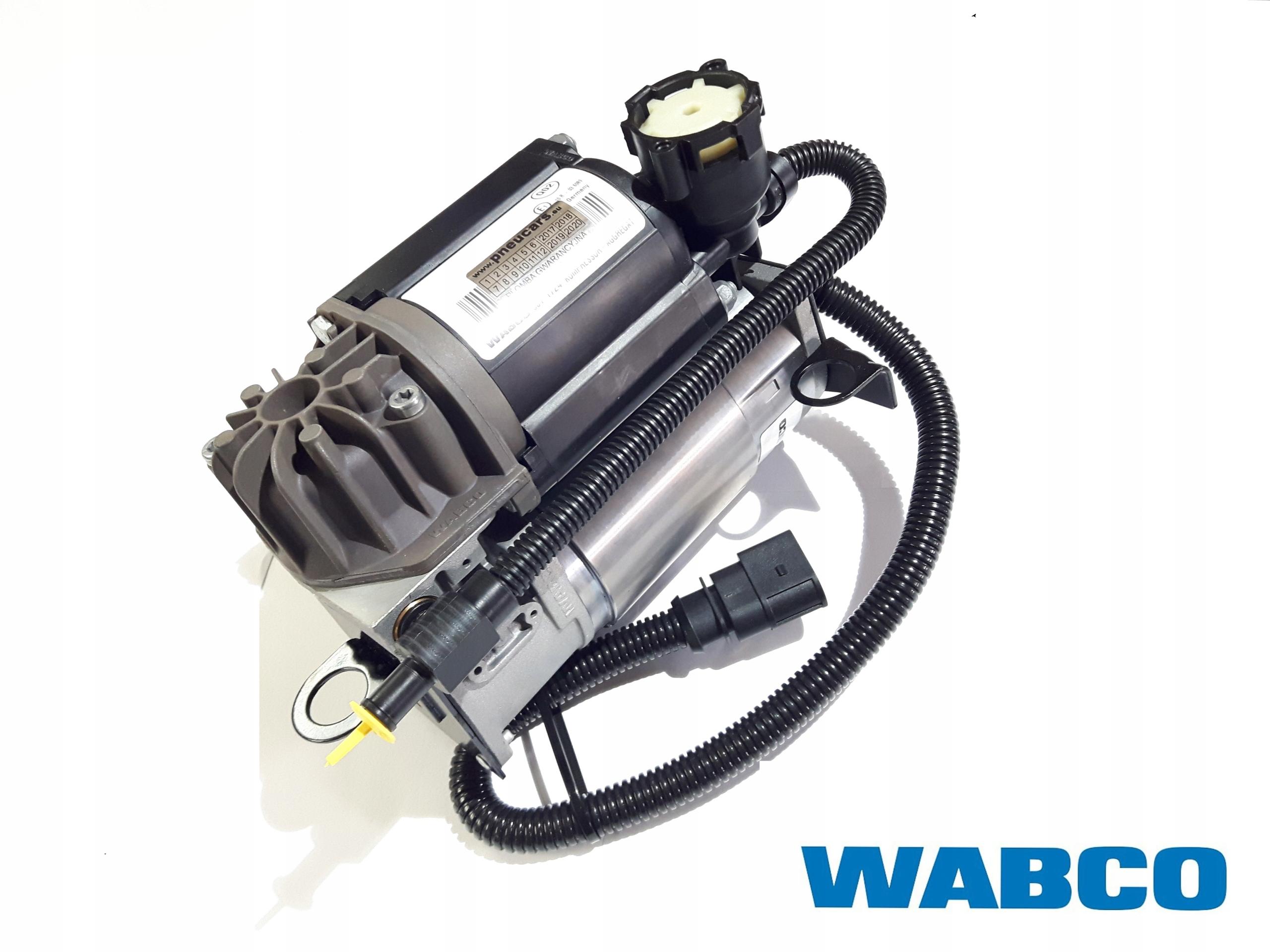 audi a-8 d3 насос компрессор подвески wabco