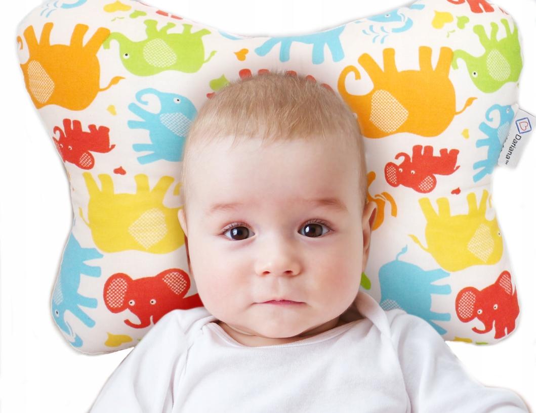 Item ORTHOPEDIC PILLOW FOR BABY Head Good