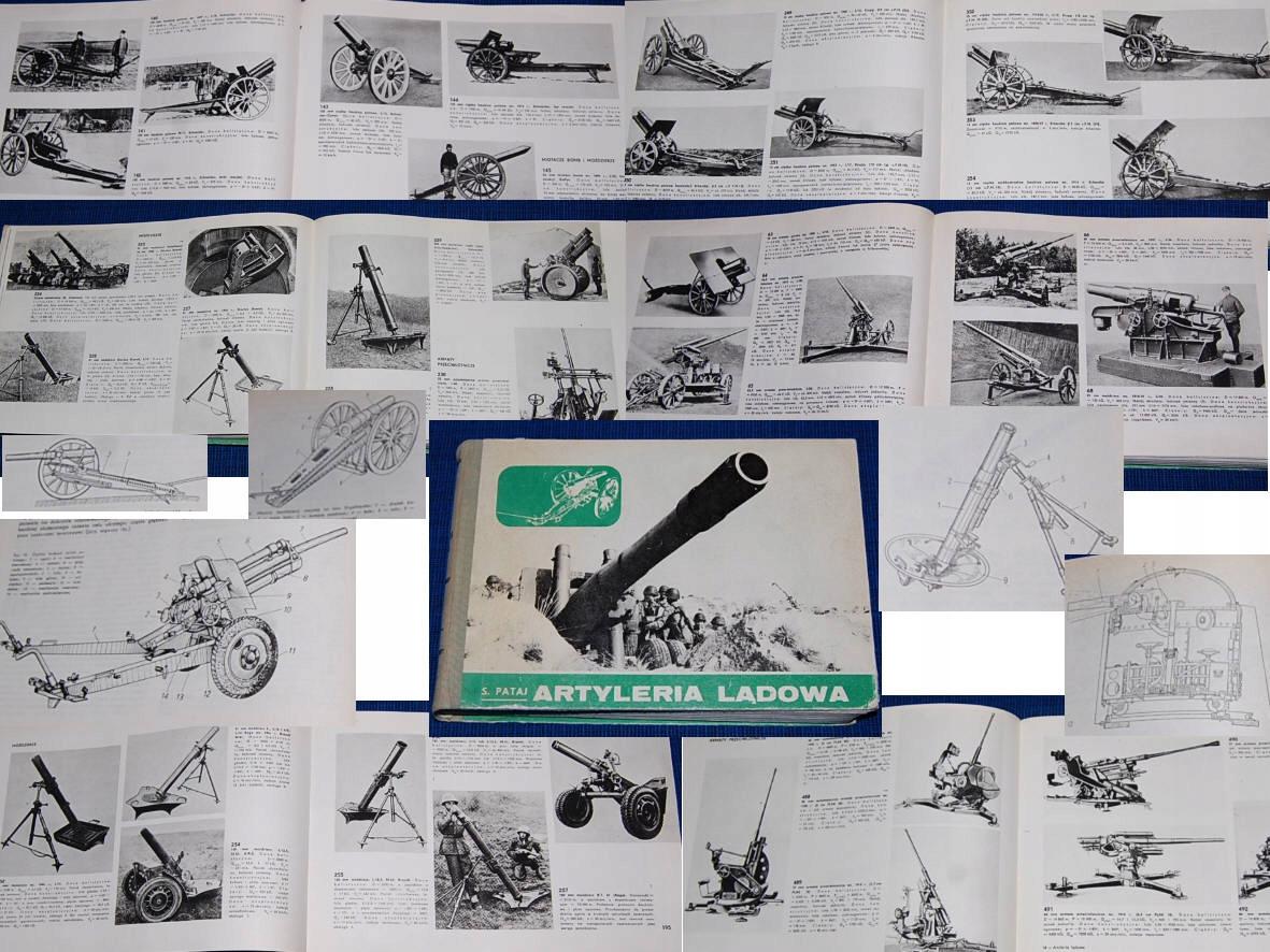 'Artyleria lądowa 1870-1970'