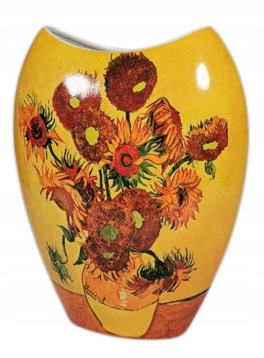 Porcelán Vase 14 lôžok Vincent van Gogh