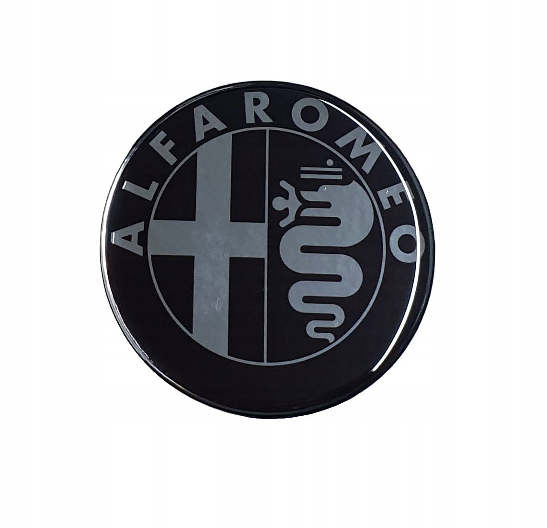 Emblemat Znaczek Naklejka Alfa Romeo 74 Mm Rzeszow Allegro Pl
