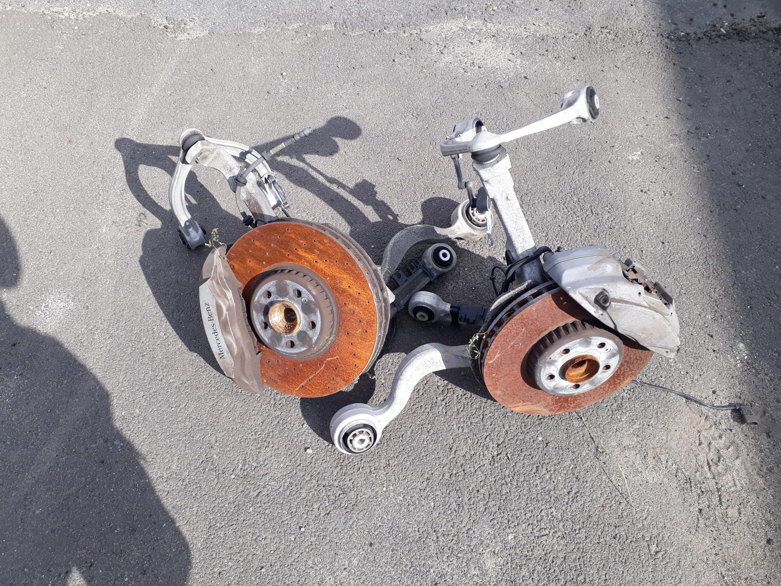 mercedes 253 сторона подвески кроссовер рычаг независимой подвески колеса