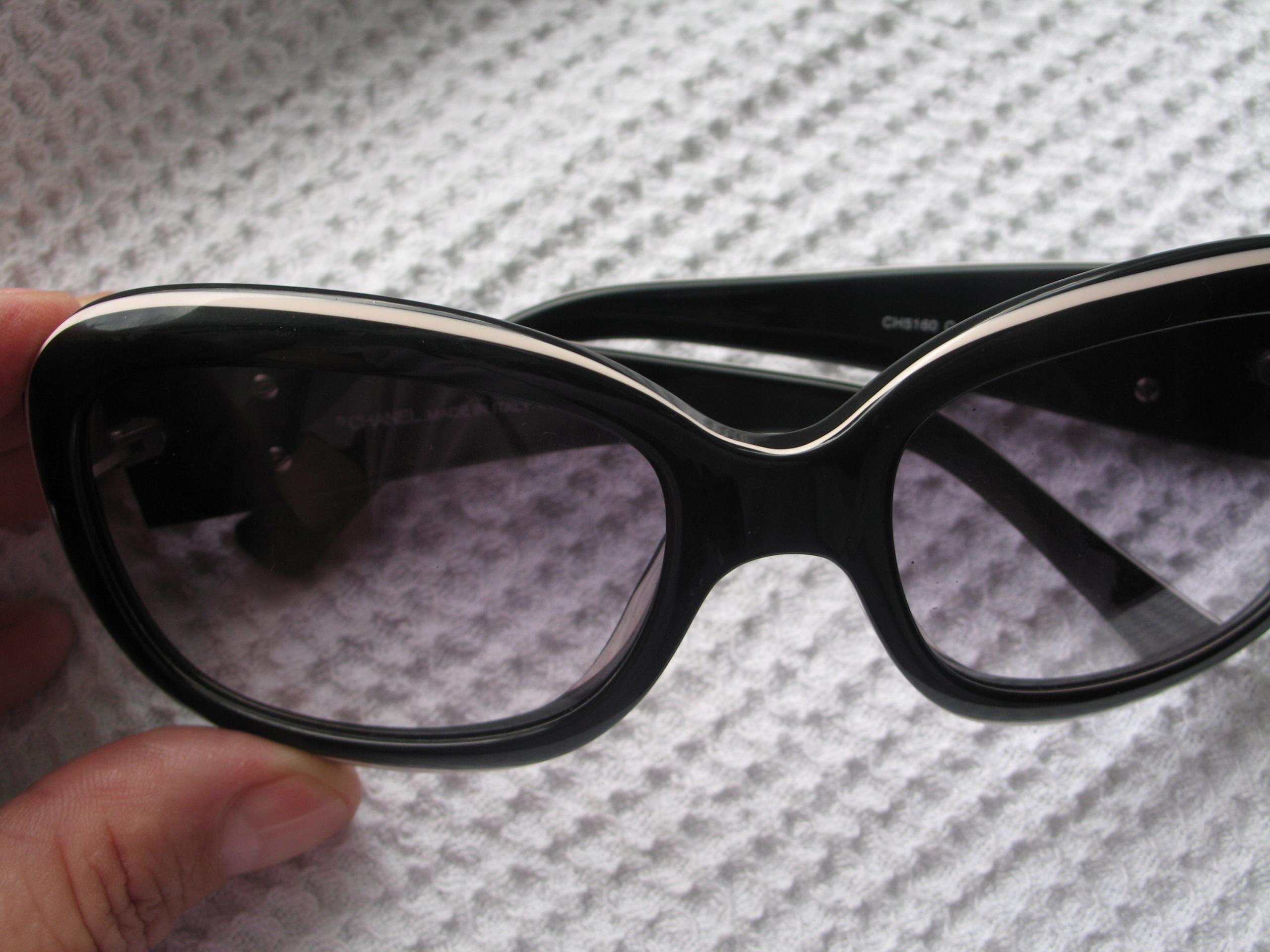chanel slnečné okuliare retro
