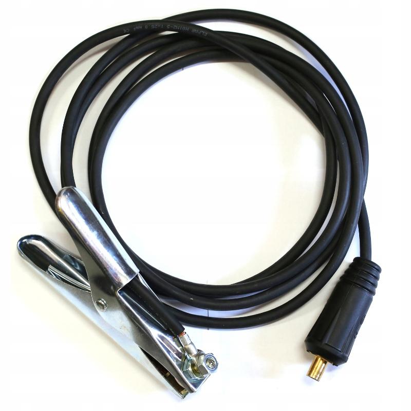 Medený hromadný kábel pre zvárací stroj OS16 3m 300A
