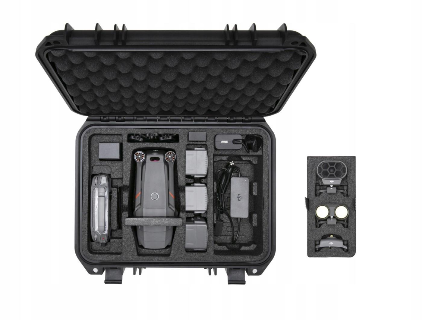 DJI Mavic 2 Enterprise Dual Kamera Termowizyjna 4K Kamera dron w zestawie z kamerą