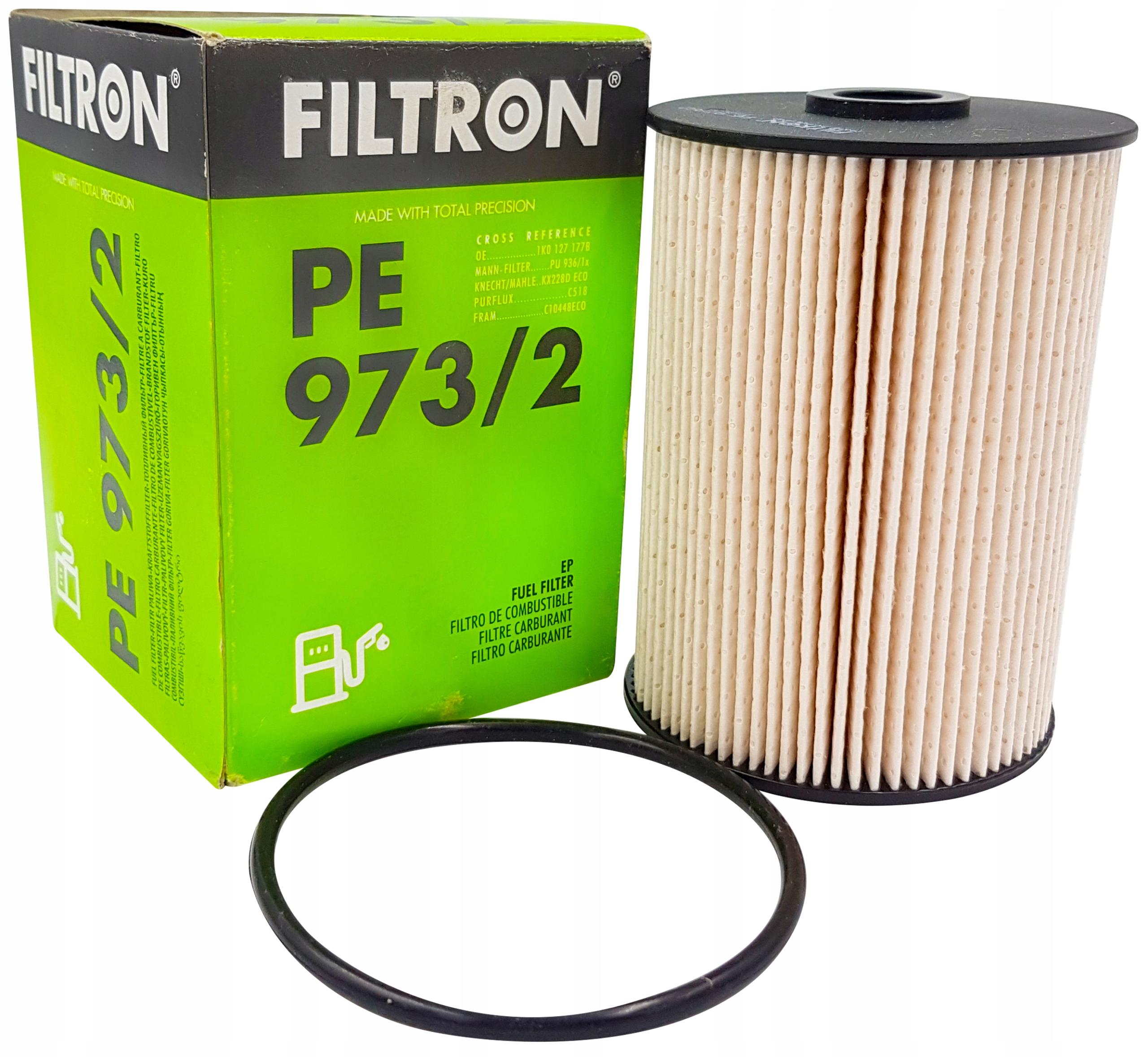 фильтр топлива filtron pe 9732 vw 16 19 20 tdi