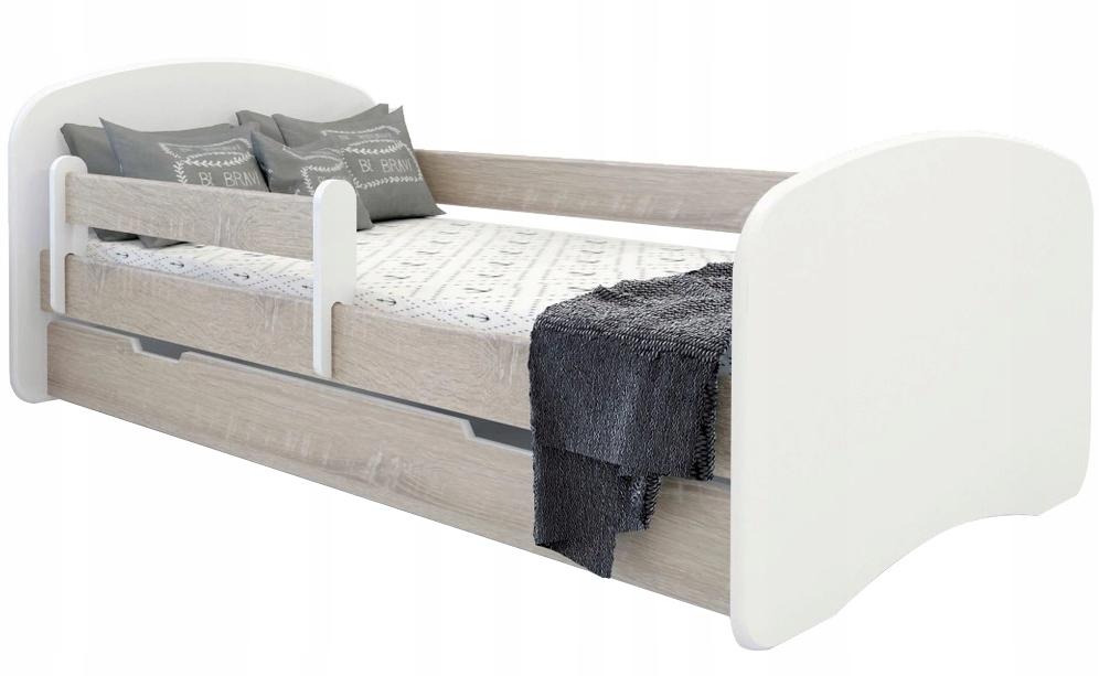 кровать молодежные 180 x 90 см BOOBOO ??? сонома