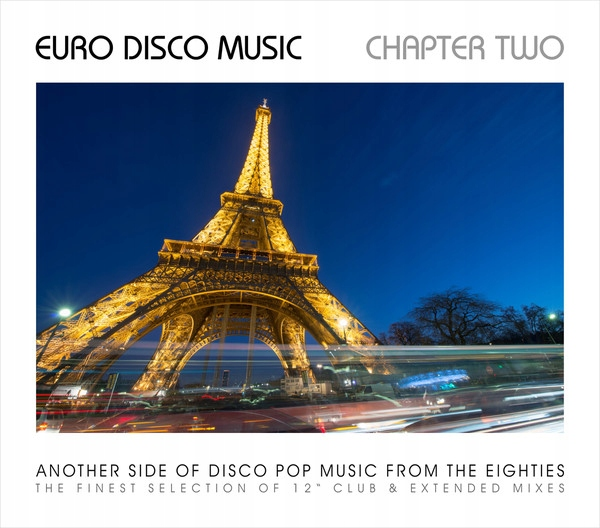 Item Euro Disco Music - 2017 Chapter Two CD STORAGE